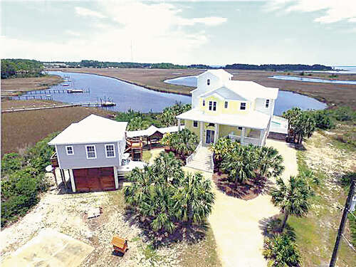 Resort / Waterfront for Sale at 1622 Bayou Dr. Carrabelle, Florida 32322 United States