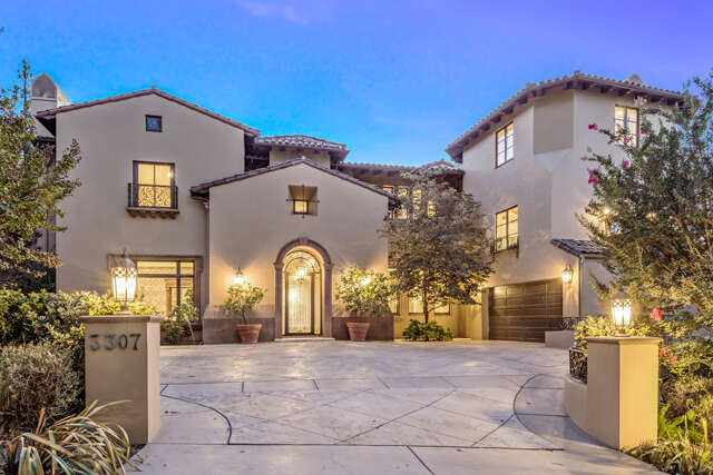Single Family for Sale at 3307 Clerendon Road Beverly Hills, California 90210 United States