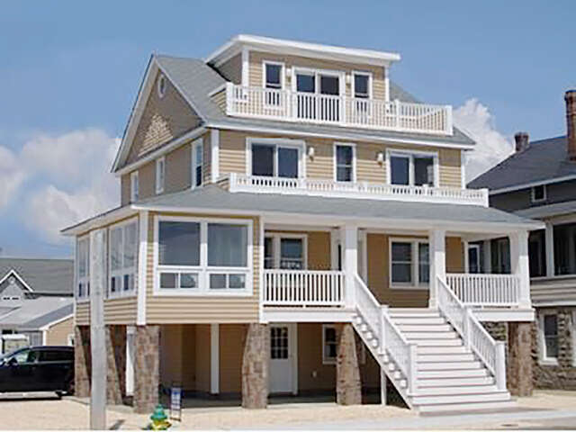 Single Family for Sale at 1115 S. Ocean Ave. Seaside Park, New Jersey 08752 United States