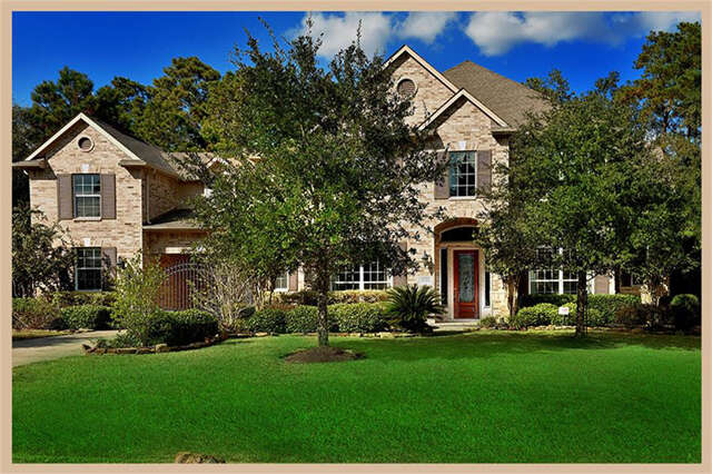 Single Family for Sale at 10109 Aspen Star Court Conroe, Texas 77302 United States