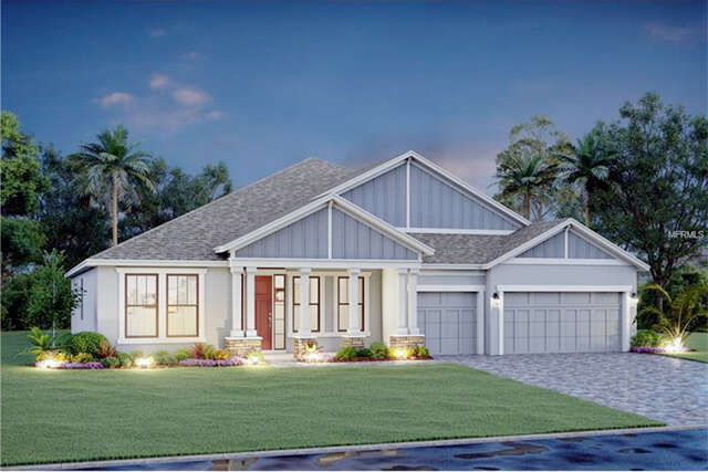 Single Family for Sale at 3609 162nd Avenue E Parrish, Florida 34219 United States