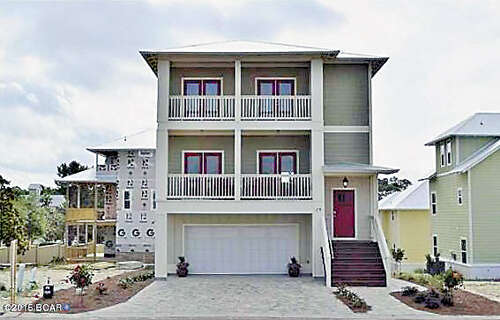 Single Family for Sale at 19 Inlet Heights Lane Panama City Beach, Florida 32413 United States
