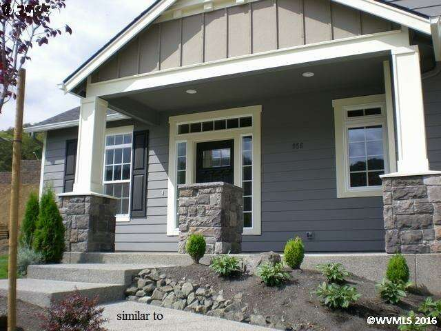 Home Listing at 497 NW Hillcrest Dr, DALLAS, OR