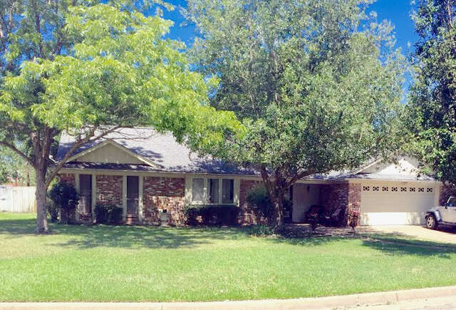 Home Listing at 5307 Spring Creek, TYLER, TX