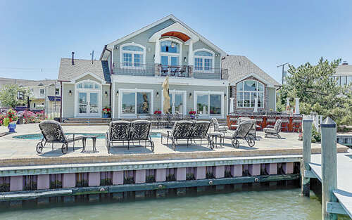Single Family for Sale at 1707 Perch Hole Point Place Point Pleasant Beach, New Jersey 08742 United States