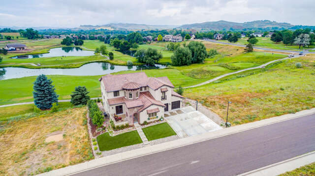 Single Family for Sale at 530 Deer Meadow Dr Loveland, Colorado 80537 United States
