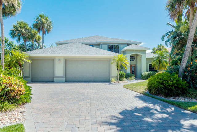 Single Family for Sale at 555 River Moorings Drive Merritt Island, Florida 32953 United States