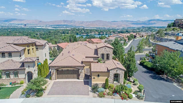 Single Family for Sale at 5300 Bellazza Reno, Nevada 89519 United States
