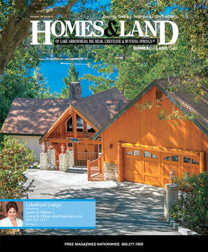 Homes & Land of Lake Arrowhead, Big Bear, Crestline & Running Springs
