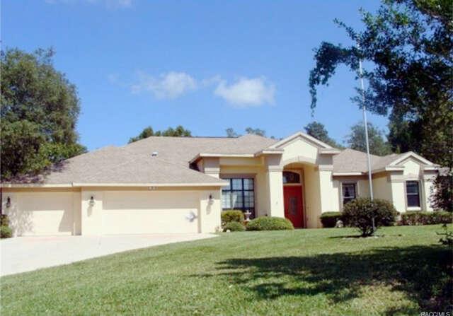 Home Listing at 30 Birchtree Street, HOMOSASSA, FL