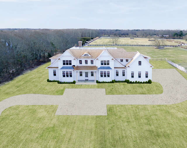 New Construction for Sale at 466 Edge Of Woods Road Water Mill, New York 11976 United States