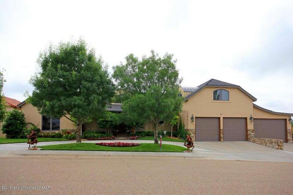 Single Family for Sale at 10 Cypress Pt Amarillo, Texas 79124 United States