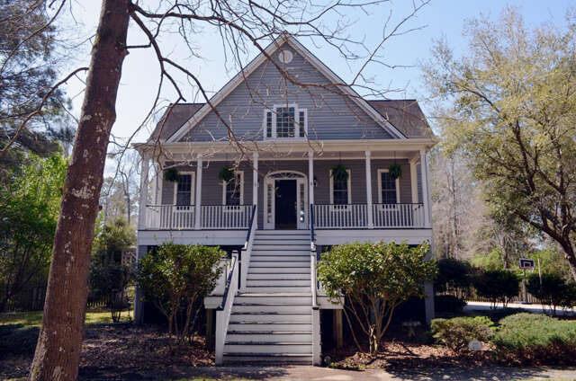Single Family for Sale at 7341 Awendaw Landing Rd Awendaw, South Carolina 29429 United States