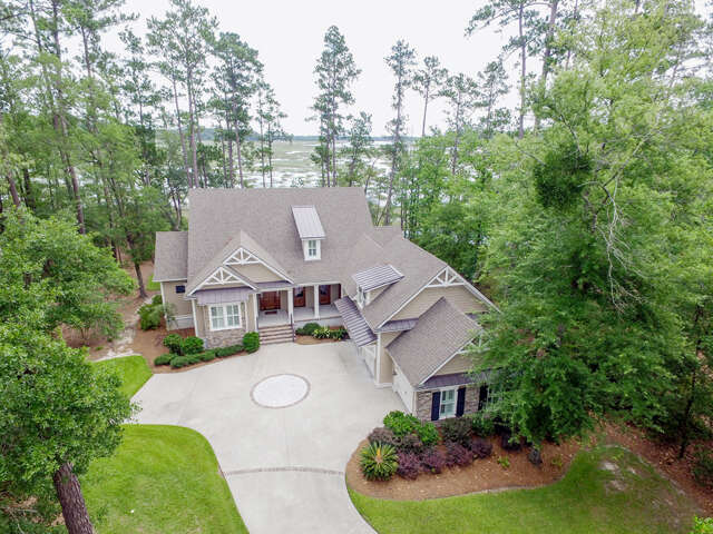 Single Family for Sale at 136 Cutter Circle Bluffton, South Carolina 29909 United States
