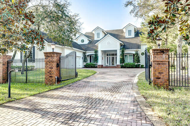 Single Family for Sale at 4280 Old A1a Palm Coast, Florida 32137 United States