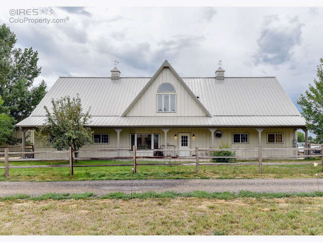 Single Family for Sale at 252 E State Highway 60 Loveland, Colorado 80537 United States