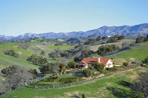 Single Family for Sale at 3170 Tejas Canyon Road Los Olivos, California 93441 United States