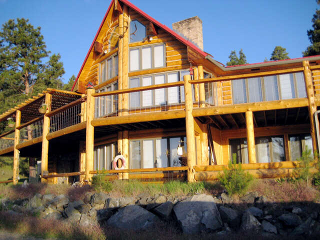 Single Family for Sale at 7148 Canyon Ferry Road Helena, Montana 59602 United States