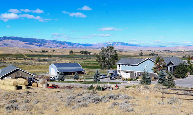 Single Family for Sale at 97 Sage Creek Rd Cody, Wyoming 82414 United States