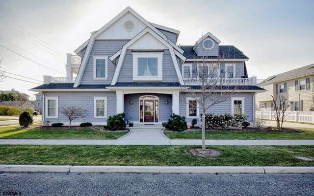 Single Family for Sale at 312 Gull Road Ocean City, New Jersey 08226 United States