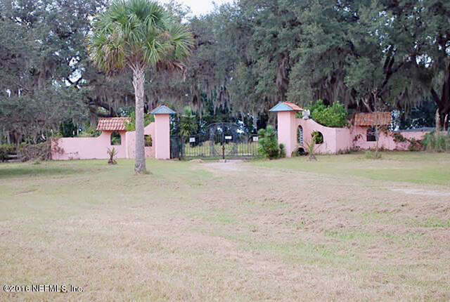 Single Family for Sale at 270 Georgetown Shortcut Rd Crescent City, Florida 32112 United States