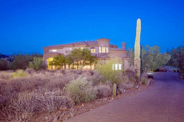 Single Family for Sale at 9225 N Lava Bluff Trail Fountain Hills, Arizona 85268 United States