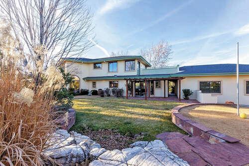 Single Family for Sale at 2595 W Bard Ranch Road Prescott, Arizona 86305 United States