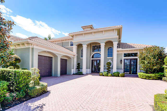 Single Family for Sale at 220 SE Bella Strano Port St. Lucie, Florida 34986 United States