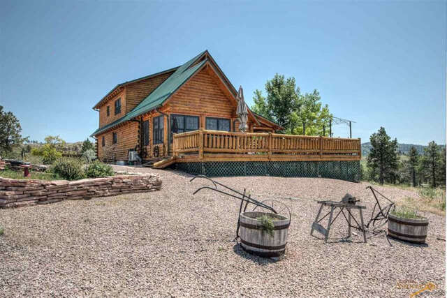 Single Family for Sale at 28025 Cascade Rd Hot Springs, South Dakota 57747 United States