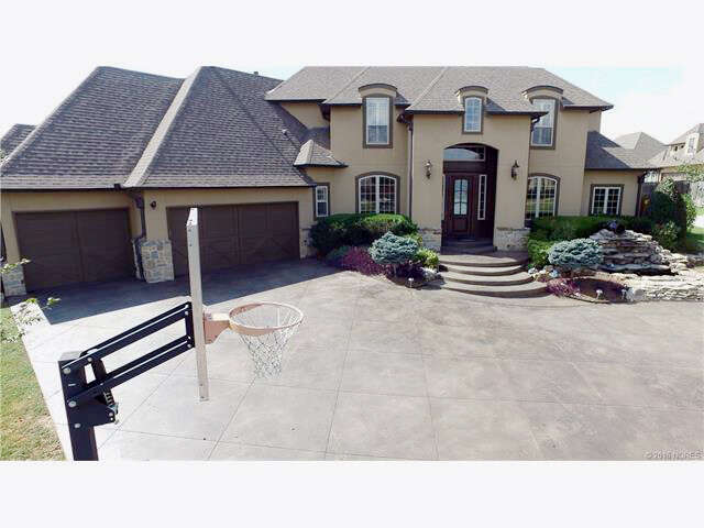 Single Family for Sale at 11240 S 72nd Court Bixby, Oklahoma 74008 United States