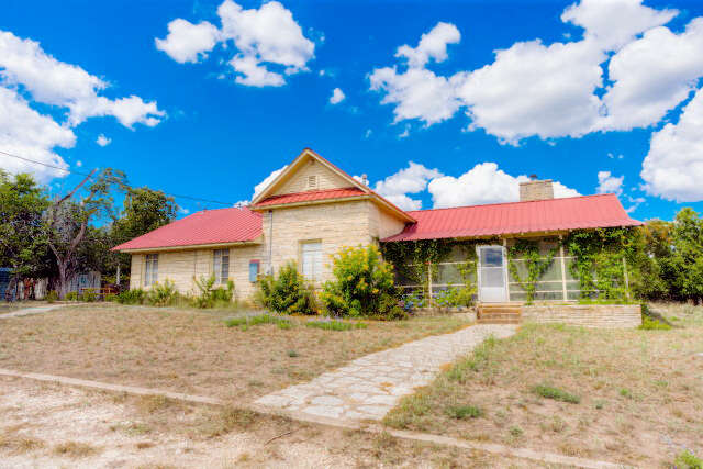 Single Family for Sale at 378 Bear Creek Scout Rd Hunt, Texas 78024 United States