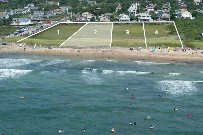 Land for Sale at 42 Deforest Road Montauk, New York 11954 United States