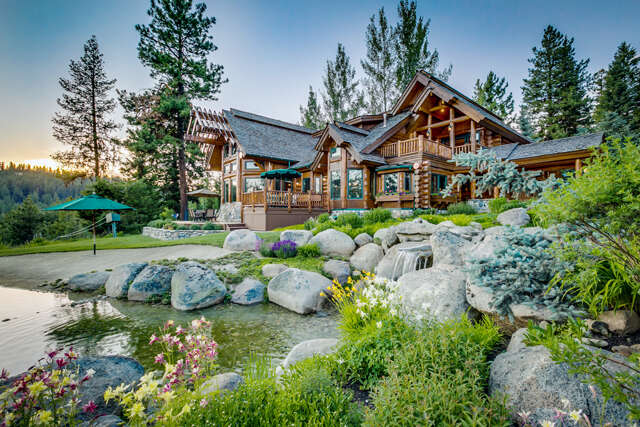 Single Family for Sale at 1436 Gun Hill Road McCall, Idaho 83638 United States