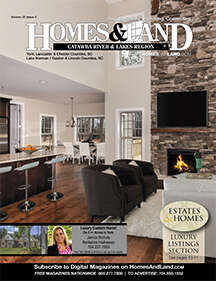 HOMES & LAND Magazine Cover. Vol. 20, Issue 06, Page 3.