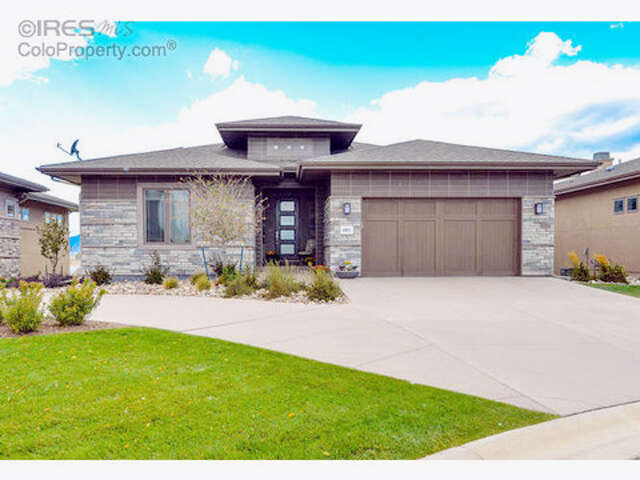 Single Family for Sale at 6901 Water View Ct Timnath, Colorado 80547 United States