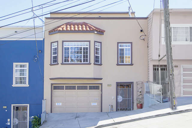 Single Family for Sale at 357 Louisburg St San Francisco, California 94112 United States