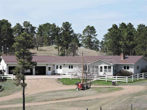 Single Family for Sale at 19132 Stangerone Road Belle Fourche, South Dakota 57717 United States