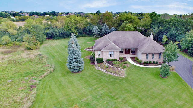 Single Family for Sale at 24963 North Abbey Glenn Drive Hawthorn Woods, Illinois 60047 United States