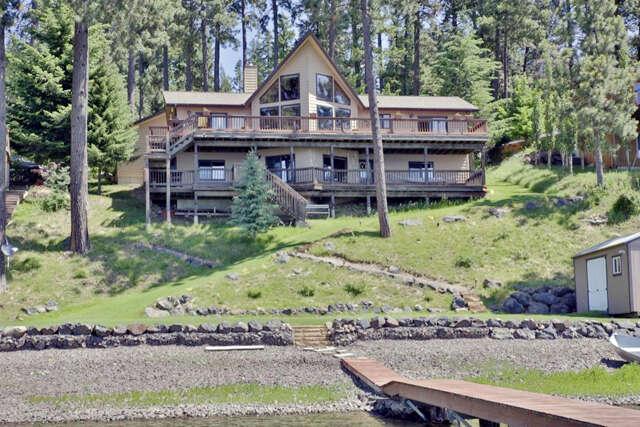 Single Family for Sale at 432 E Beachhouse Ln Harrison, Idaho 83833 United States