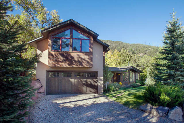 Single Family for Sale at 650 E Sopris Drive Basalt, Colorado 81621 United States