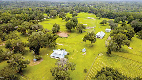 Single Family for Sale at 10091 NW Highway 320 Micanopy, Florida 32667 United States