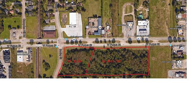 Land for Sale at 0 W Fuqua Street Houston, Texas 77053 United States