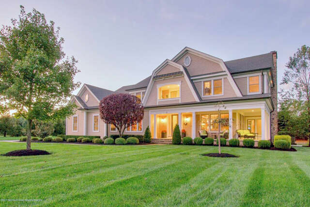 Single Family for Sale at 6 Utopia Drive Colts Neck, New Jersey 07722 United States