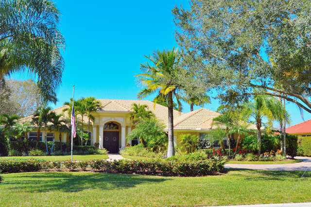 Single Family for Sale at 7417 Laurels Place Port St. Lucie, Florida 34986 United States