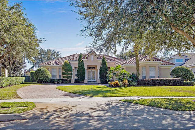 Single Family for Sale at 8513 Eagles Loop Cir Windermere, Florida 34786 United States