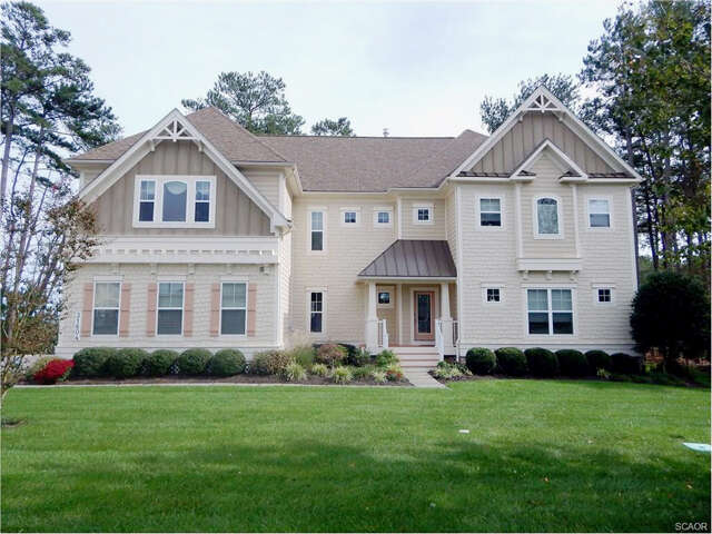 Single Family for Sale at 31604 Julia Ct. Lewes, Delaware 19958 United States