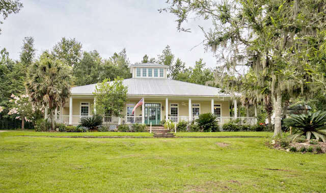 Single Family for Sale at 725 Rainbows End Monticello, Florida 32344 United States