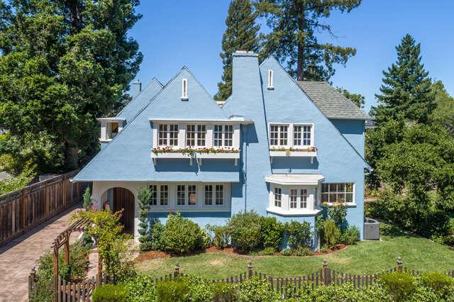 Single Family for Sale at 1272 Cabrillo Ave Burlingame, California 94010 United States