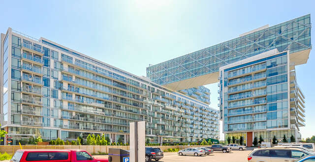 Home Listing at #1034 - 39 QUEENS QUAY E,, TORONTO, ON