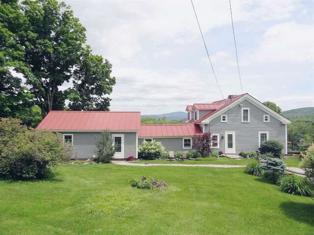 Single Family for Sale at 530 Chapin Rd Wallingford, Vermont 05773 United States